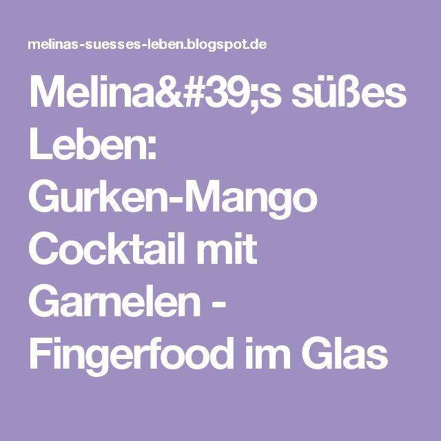 1000+ ideas about Fingerfood Im Glas on Pinterest  Salat