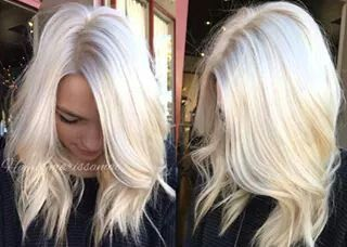 Vanilla ice platinum haircolor | Look Book | Pinterest ...