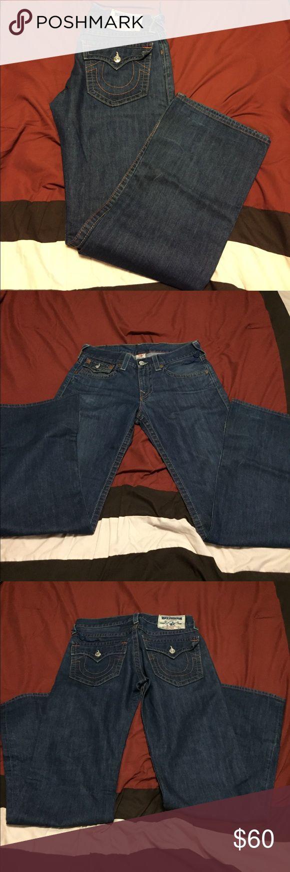 True Religion jeans True Religion jeans bootcut %100 authentic size:32 True Religion Jeans Bootcut