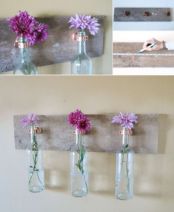 What To Do With Old Wine Bottles?