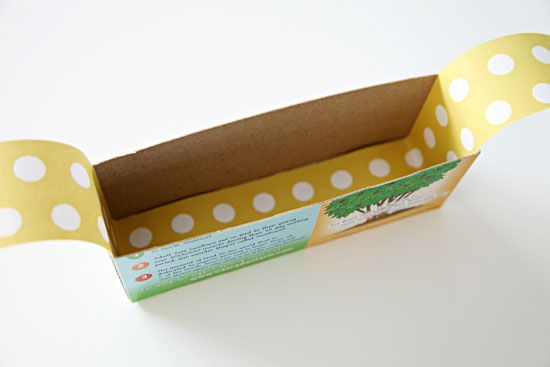 IHeart Organizing: DIY Cereal Box Drawer Dividers. Put a bunch in to fit, mark height, cover in paper and fill/organize!