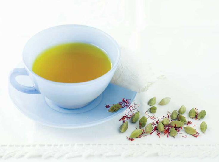 Cooking with Saffron: Kashmir Saffron Tea