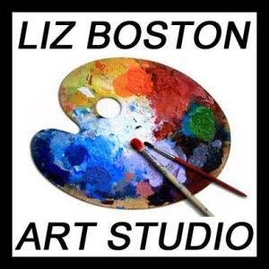 Liz Boston Art Studio in Weymouth MA   365 things to do in South Shore MA