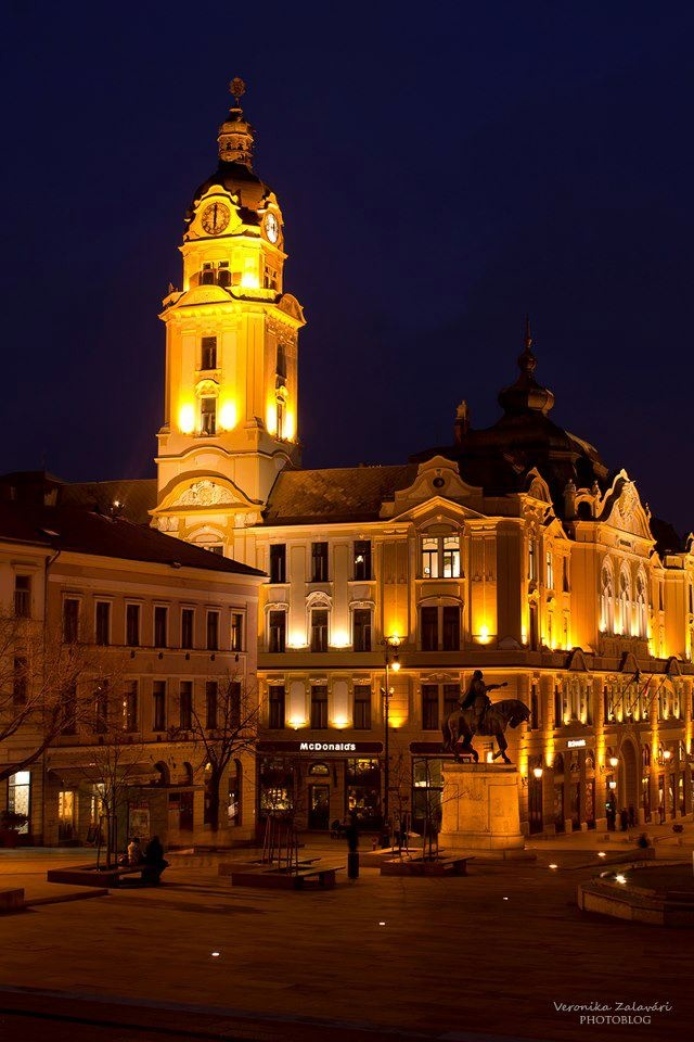 Pécs #hungary #europe #night #tower