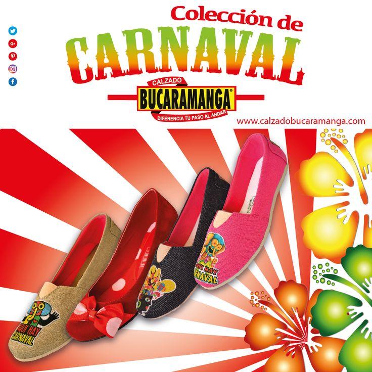 Calzado Bucaramanga te prepara para el #carnaval con su nueva colección.  www.calzadobucaramanga.com  #family #happy #look #girl #instacool #style #outfit #shopping #shoes #barranquilla #carnaval2017 #quinloviveesquienlogoza #carnavaldelosniños