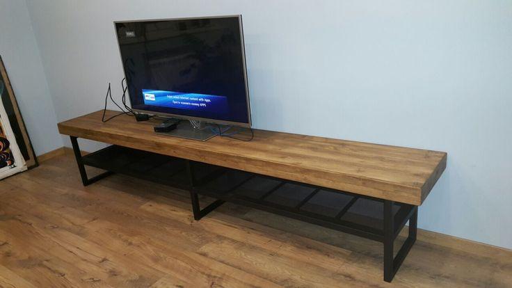 Мебельное ателье Massifs. Тумба TV.