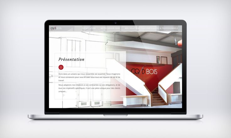 Réalisez un site Web design, ergonomique et bien référencé qui vous ressemble : #création #siteWeb #responsive #agenceur #Web #tendance #ideead. Contactez nous !