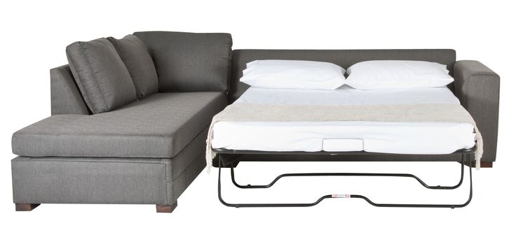 Picturesque Gray Fabric Sleeper Couch With Pull Out Bed White Mattress Covers As Inspiring Small Space Furnishing Designs