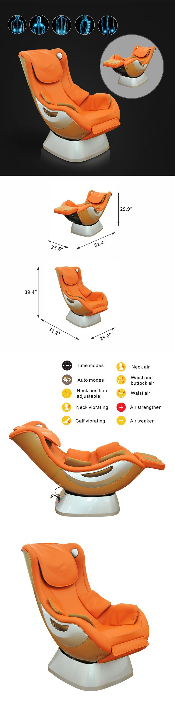Electric Massage Chairs Electric Massage Chair Shiatsu