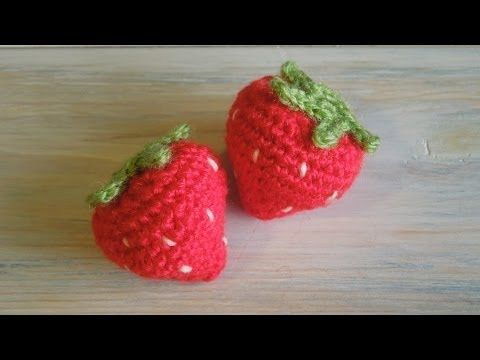Happy Berry Crochet: How To - Crochet a Strawberry