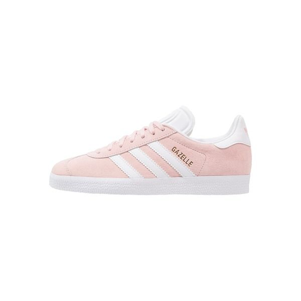 adidas Originals GAZELLE Sneaker low vapour pink/white/gold metallic