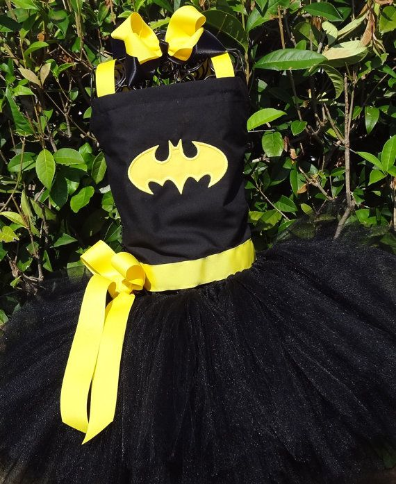 Batgirl Halloween Costume with all accessories by SweetBellaz, $65.00 - for Tabitha