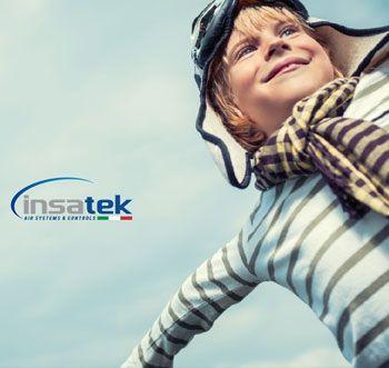 Brochure aziendale Insatek