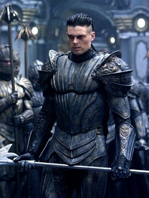 Karl Urban is Vaako... and Bones... and Eomer... and my fav movie of all time, Ghost in Pathfinder.