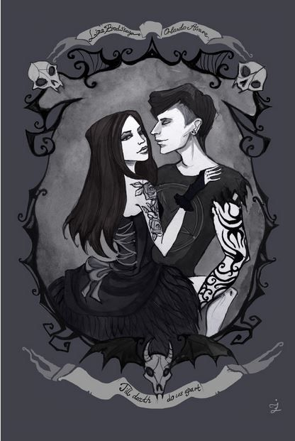 Till Death Do Us Part by Iren Horrors on Deviant Art