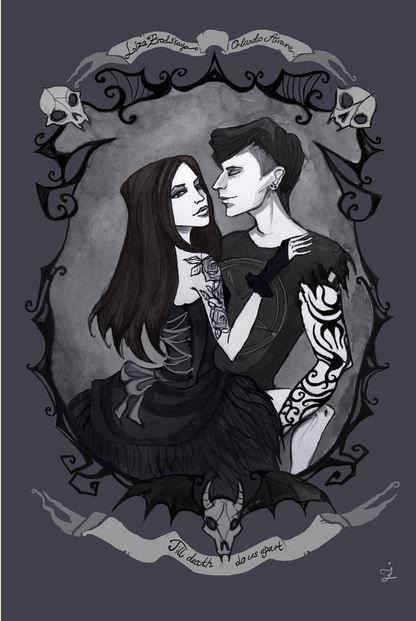 Till Death Do Us Part by Iren Horrors on Deviant Art