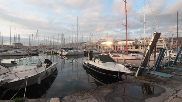 Trieste Touristic Harbor Filmati e video d'archivio 3604535 - Shutterstock