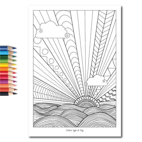 Hey, I found this really awesome Etsy listing at https://www.etsy.com/listing/225539003/colouring-page-sunburst-vector-pdf-file