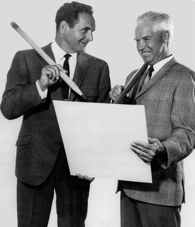 2. William Hanna of Hanna-Barbera (the famous animation duo) was born here.