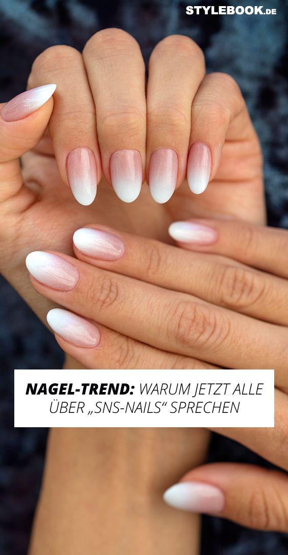 Was steckt hinter dem Maniküre-Trend SNS-Nails? – STYLEBOOK