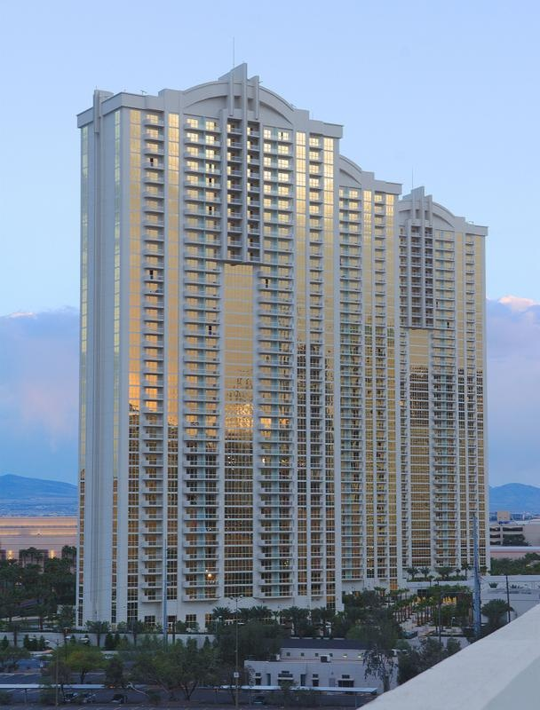 MGM Signature - Las Vegas, NV  114 days!!!!! Hooper/Bagnall Wedding.....