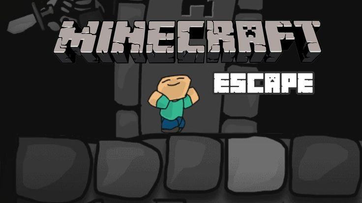 Like Minecraft Escape Game in 2020 Escape game