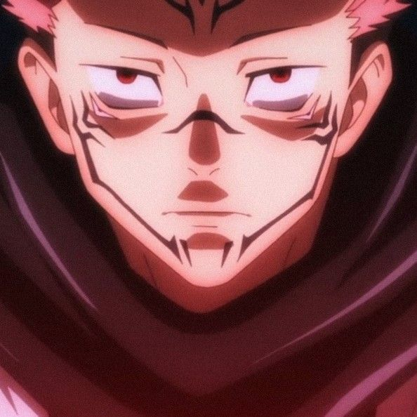 Sukuna Icon Desenho De Anime Jujutsu Anime