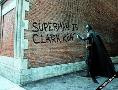 Super hero humor