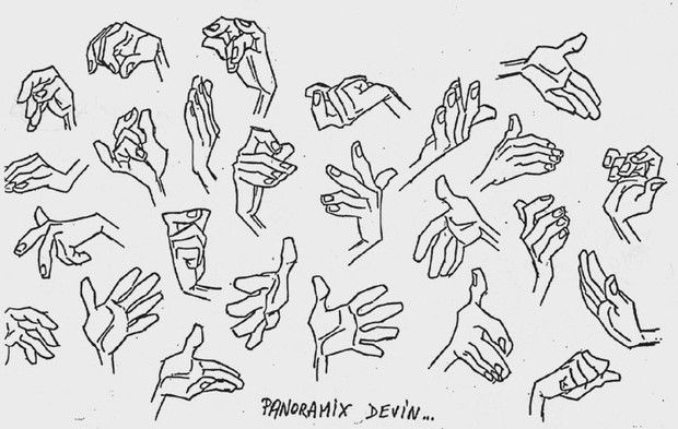 Character Design Hands : Best images about hand reference on pinterest