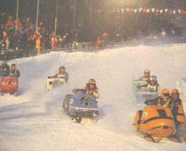 Opinion you Vintage racing yamaha snowmobile