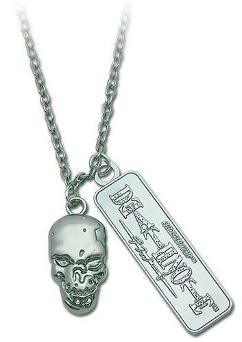 Crunchyroll - Death Note Skull Necklace