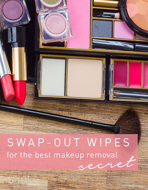 The best way to remove your makeup...quick, easy and reusable!