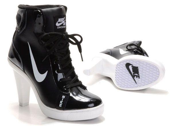 cheap nike high heel sneakers