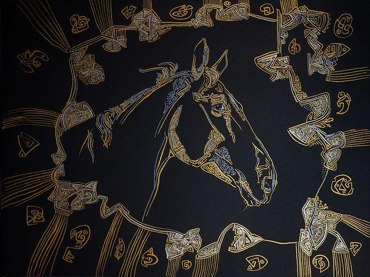 "Ознакомьтесь с моим проектом @Behance: «""The magic ring""» https://www.behance.net/gallery/52483511/The-magic-ring"