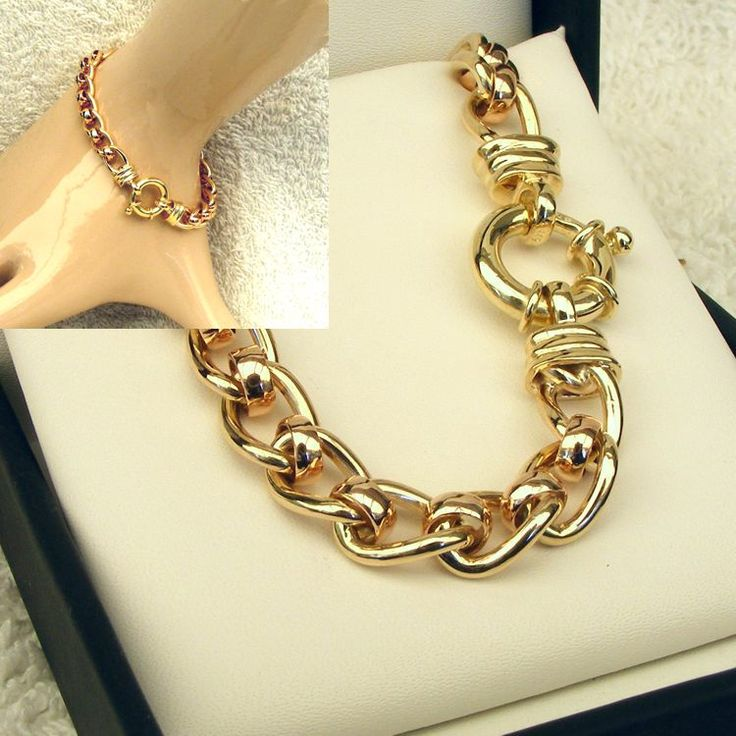 Buy 9ct Gold Belcher Chain (HM-BEL-0012) online at Chain Me Up