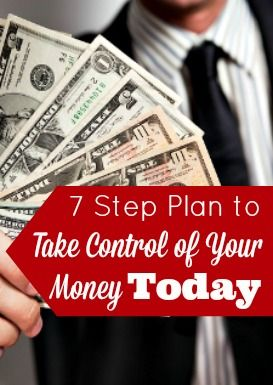 Tired of being up to your eyeballs in debt, struggling to figure out what to do next? You're not the only one! Find out how to take control of your money TODAY.