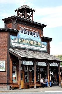 Winthrop, Washington captures the spirit of the Old West. www.aaa.com/travel