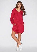 Halenkové šaty Módní halenkové šaty s • 629.0 Kč • Bon prix