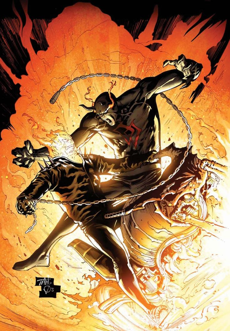 Ghost Rider Shadowland 5 Ghost Rider Ghost Rider