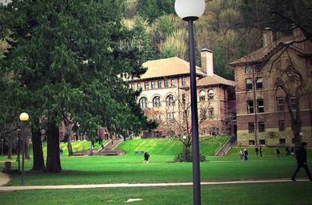 11 of the Top Colleges in Washington State: Western Washington University
