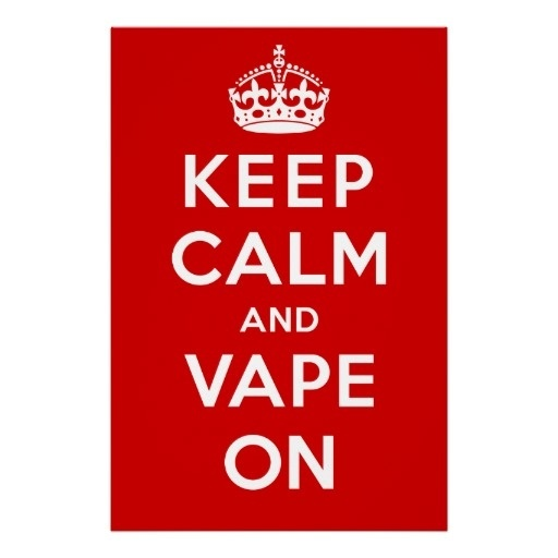 Keep calm and VAPE ON! - You can find all your smoking accessories right here on Santa Monica #Vapes #Teagardins #SmokeShop