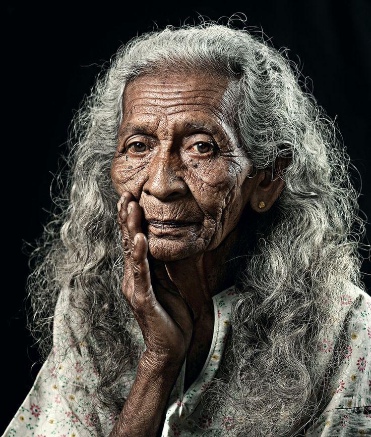 Age isn't a curse .... It's a gradual walk through a journey.