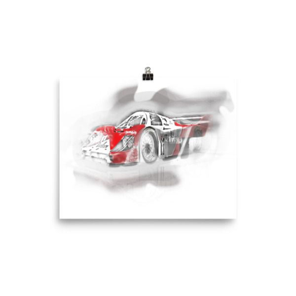 Poster //Price: $7.77 & FREE Shipping //     #classicracing