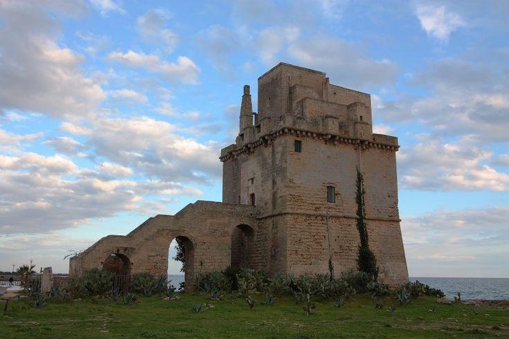 ''Torre Colimena dopo la pioggia'' - Manduria