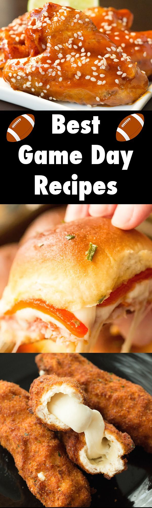 Our Best Game Day Recipes - Super Bowl Recipe Ideas:
