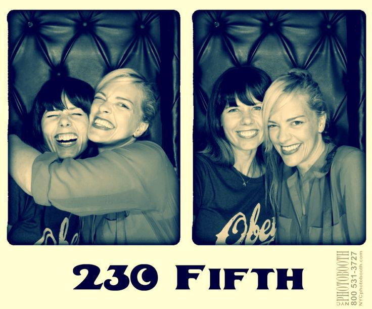 Luvd NY! Photobooth 230 fith:)