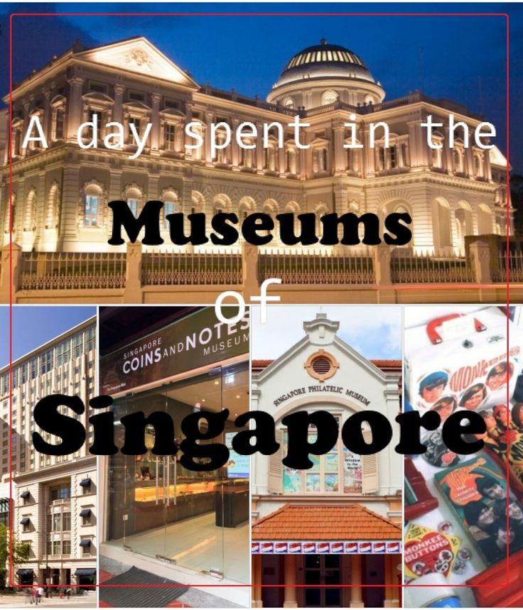 Singapore is well known for it's shopping and scenic locales. But we take you a day trip through the beautiful museums of Singapore. Images: Your Singapore