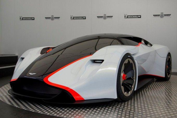 Concept Aston Martin DP-100