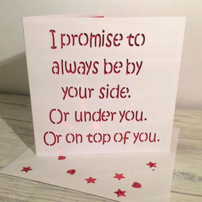 10+ Honest Valentine's Day Cards For Couples Who Hate Cheesy Love Crap #valentinesideas