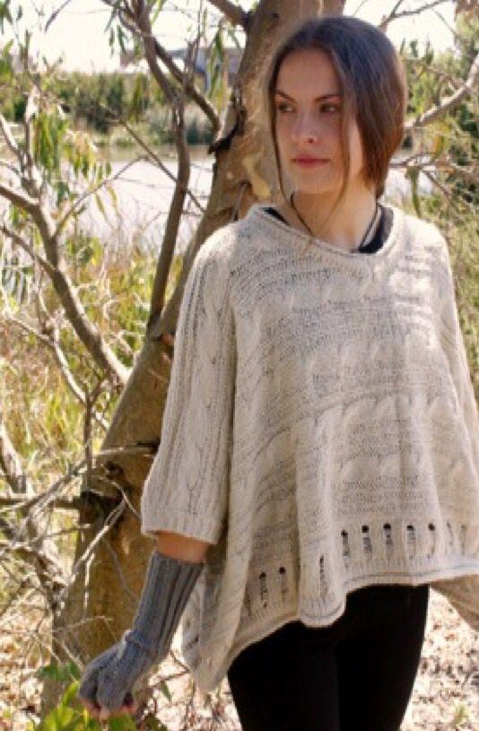 Bilgola Clothing - Cable knit tops